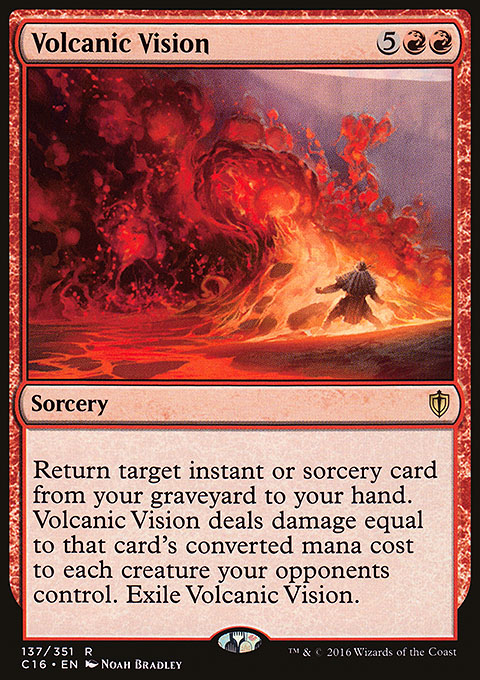 Volcanic Vision