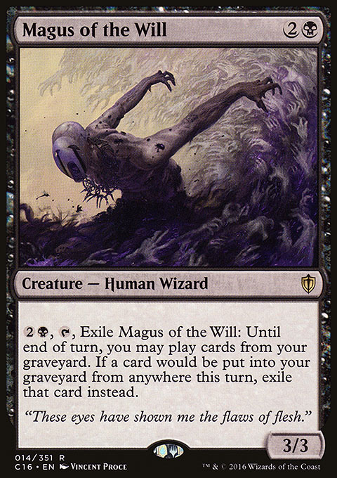 Magus of the Will
