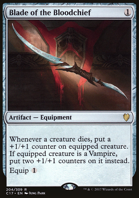 Blade of the Bloodchief