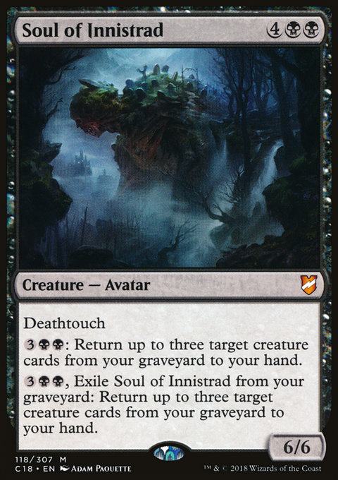Soul of Innistrad