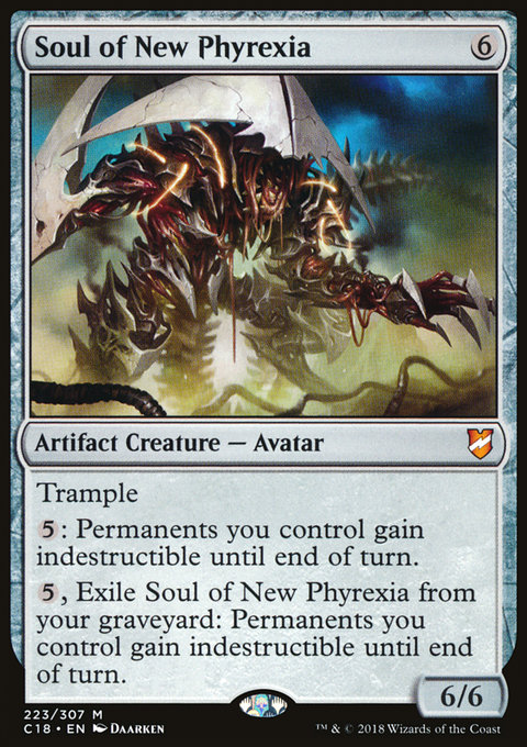 Soul of New Phyrexia