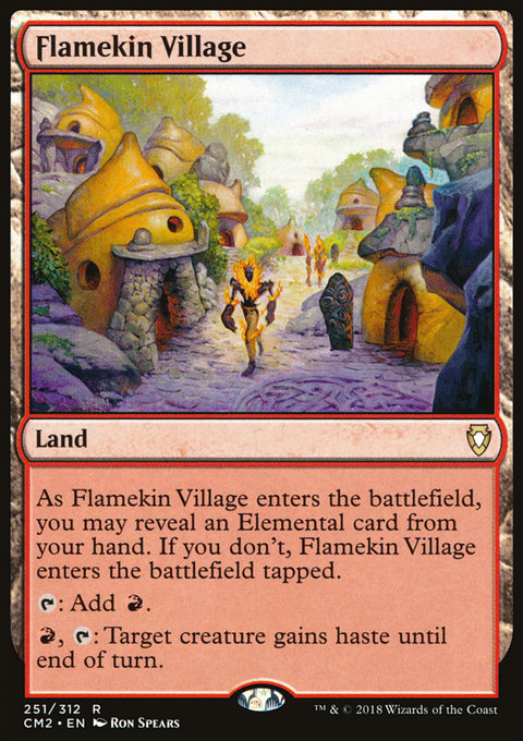 Flamekin Village
