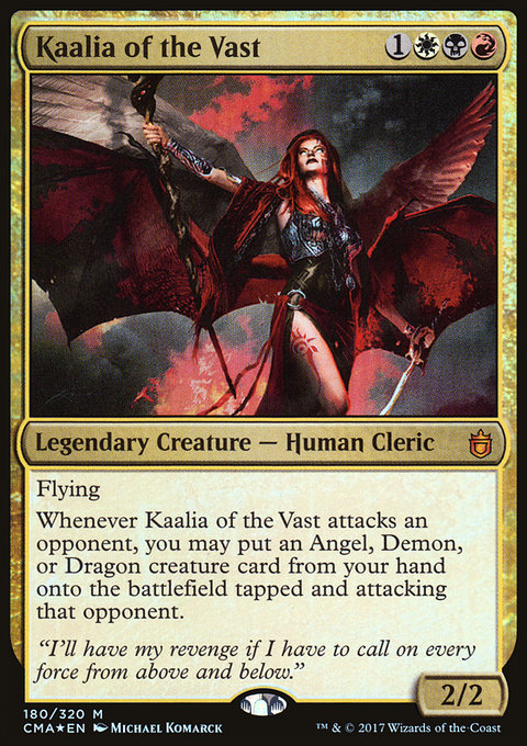 Kaalia of the Vast