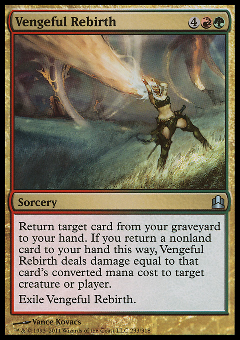 Vengeful Rebirth