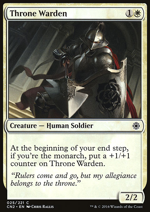 Throne Warden