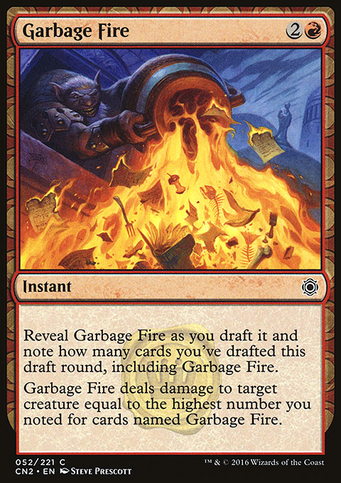 Garbage Fire