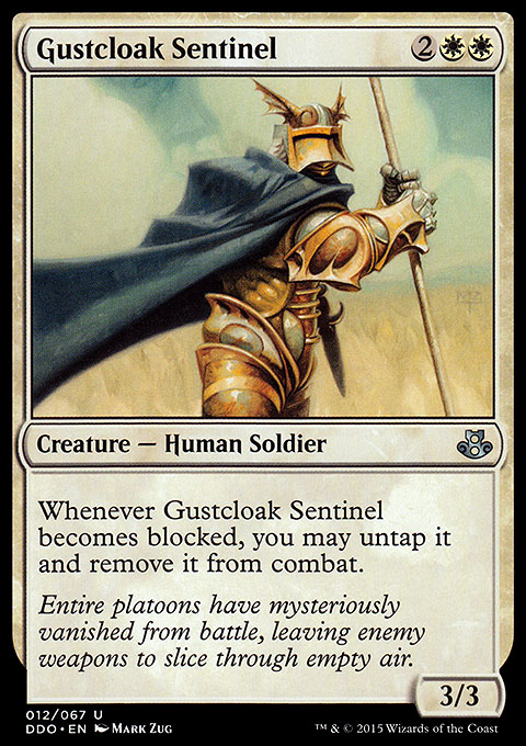 Gustcloak Sentinel