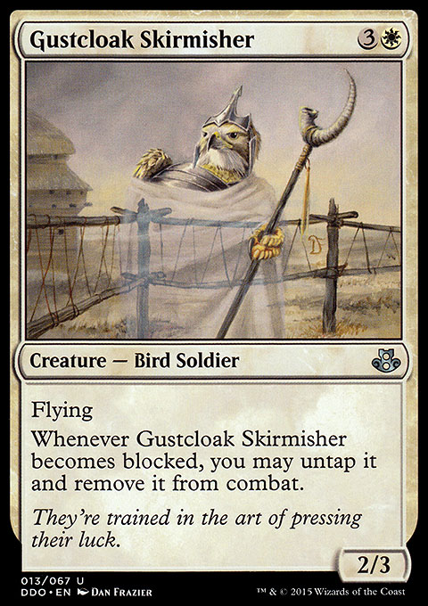 Gustcloak Skirmisher