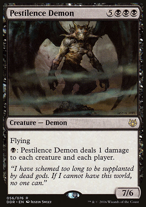 Pestilence Demon