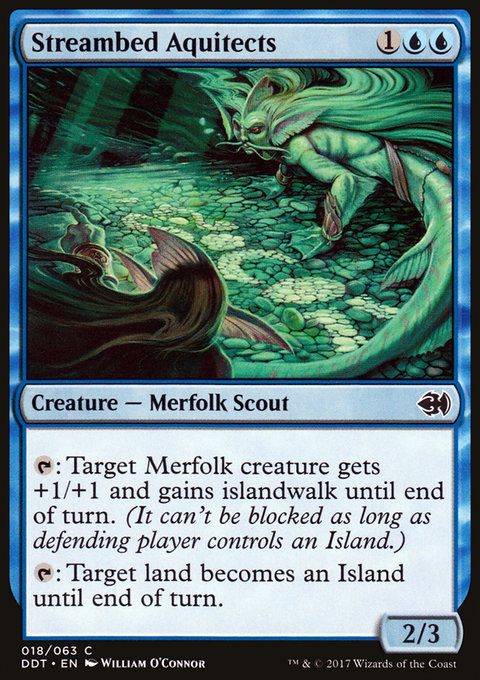 Streambed Aquitects