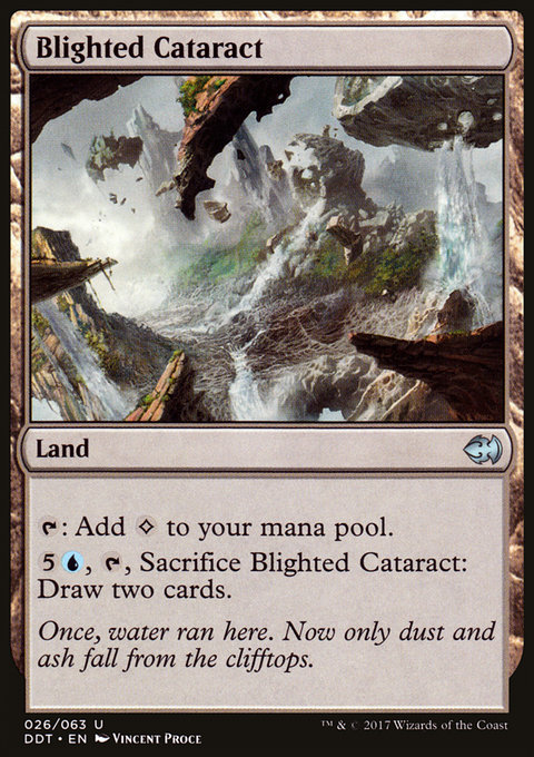 Blighted Cataract
