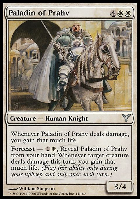 Paladin of Prahv