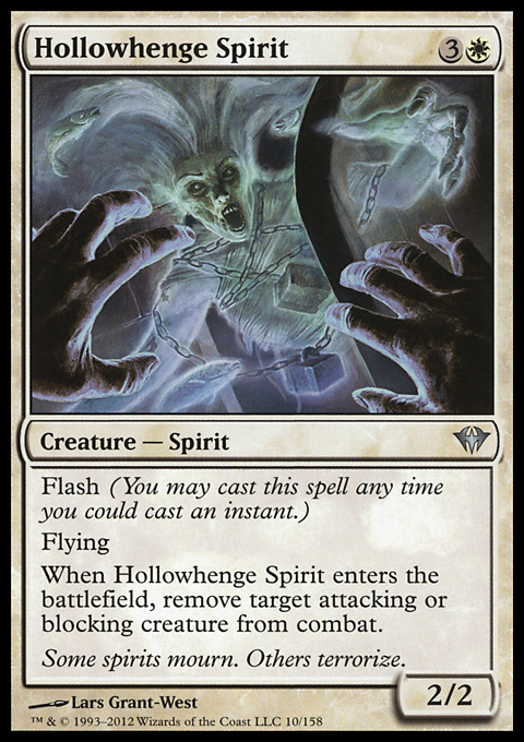Hollowhenge Spirit