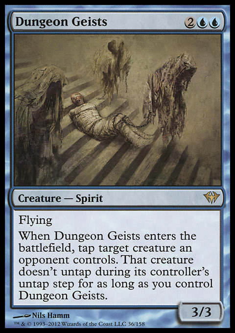 Dungeon Geists
