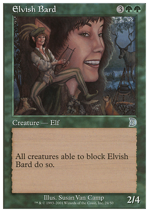 Elvish Bard