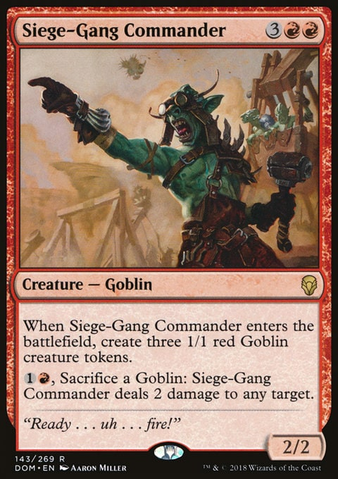 Siege-Gang Commander
