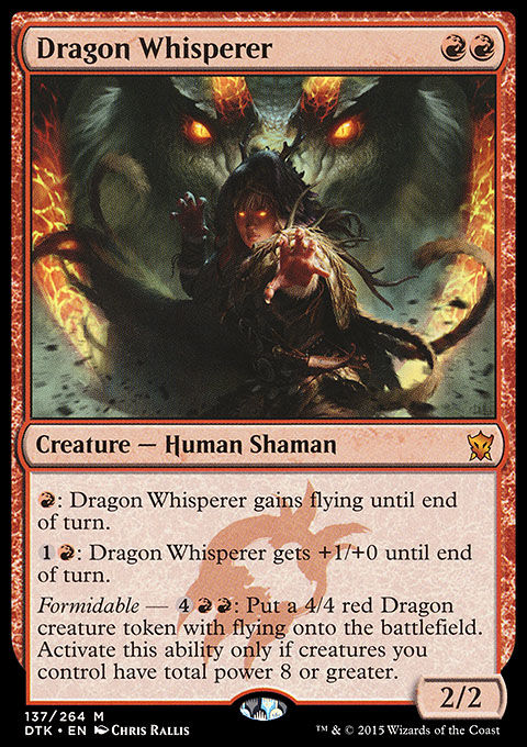 Dragon Whisperer