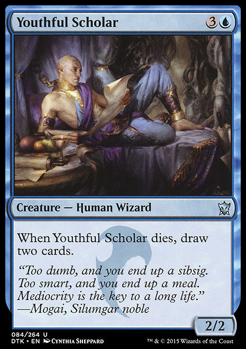 Youthful Scholar