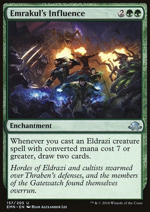 Emrakul's Influence