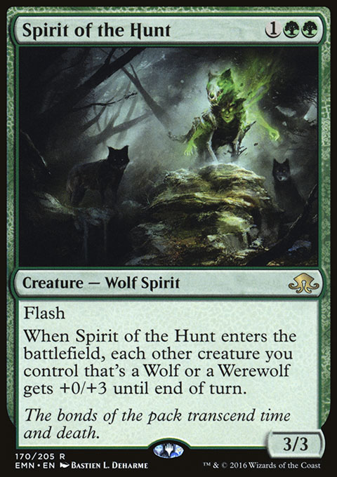 Spirit of the Hunt
