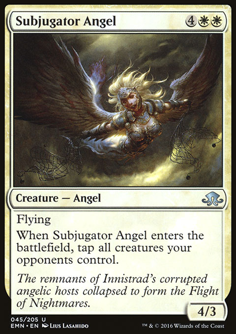 Subjugator Angel
