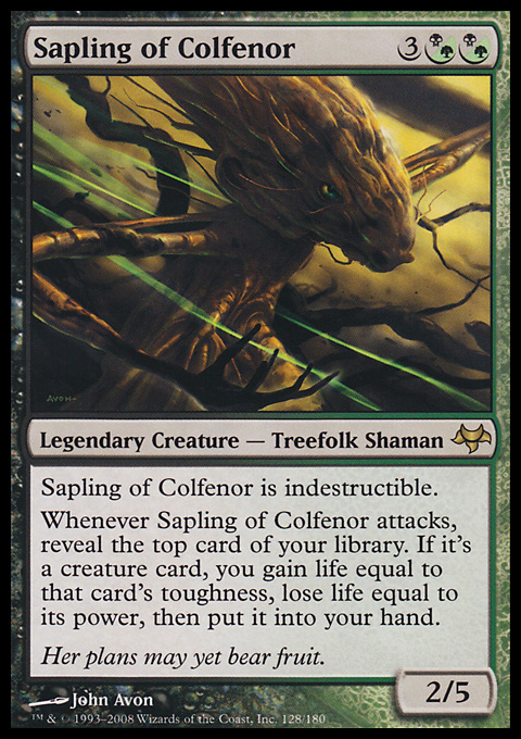 Sapling of Colfenor