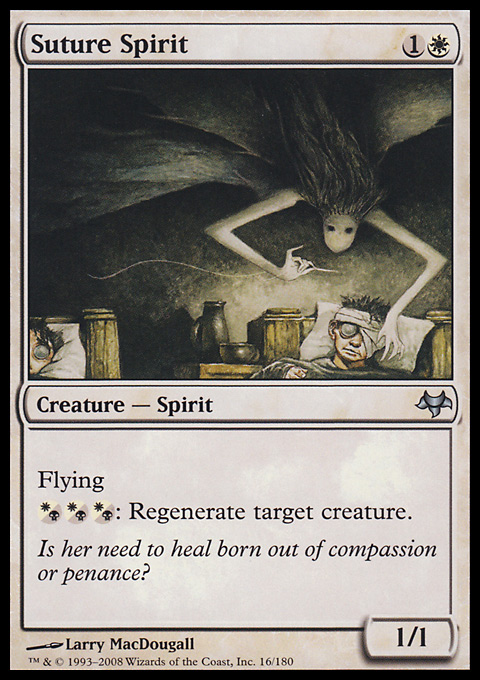 Suture Spirit