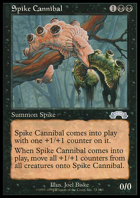 Spike Cannibal