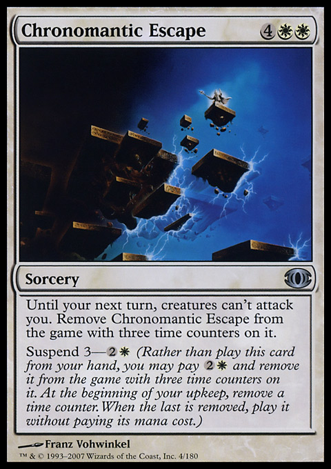 Chronomantic Escape