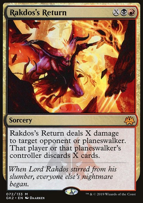 Rakdos's Return