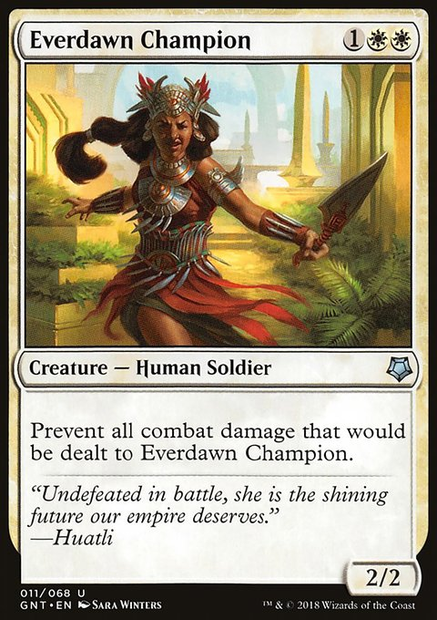 Everdawn Champion