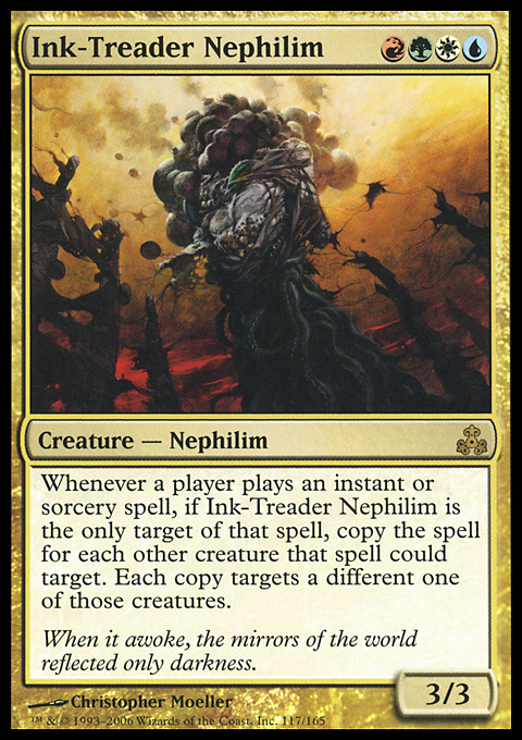 Ink-Treader Nephilim