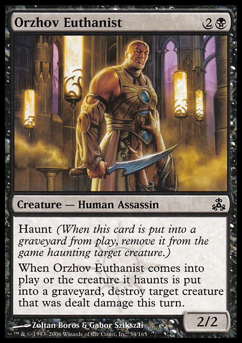 Code Of The Orzhov Guildpact Theme Deck Mtg Wtf The thoughts of the orzhov syndicate is that wealth rhymes with power, and that monuments rhymes wit. the orzhov guildpact theme deck mtg wtf