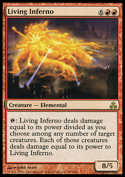 Living Inferno
