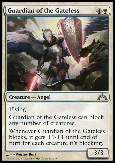 Guardian of the Gateless