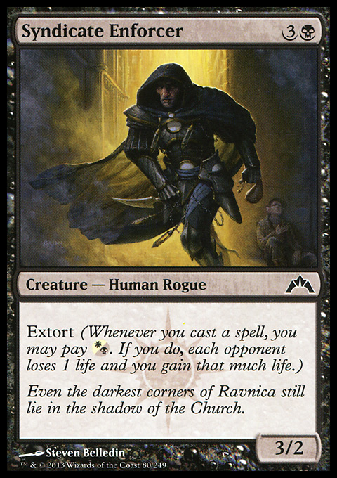 Syndicate Enforcer