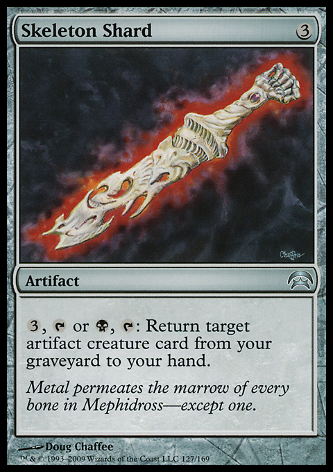Skeleton Shard