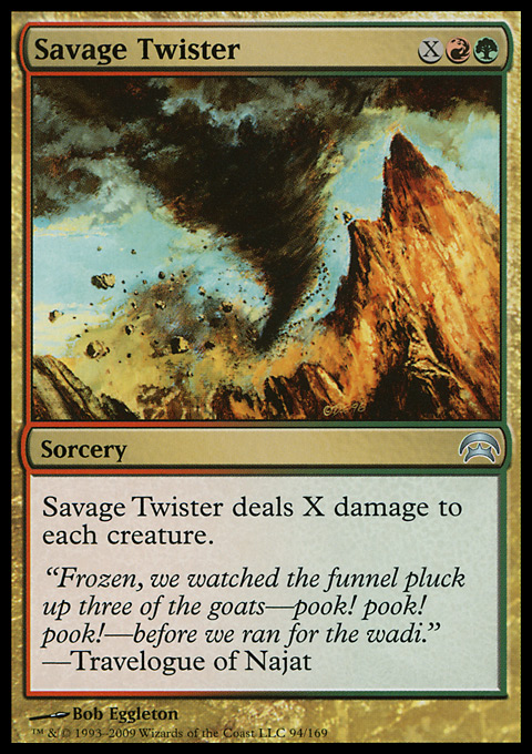 Savage Twister