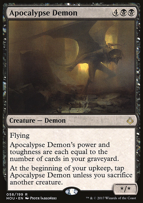 Apocalypse Demon