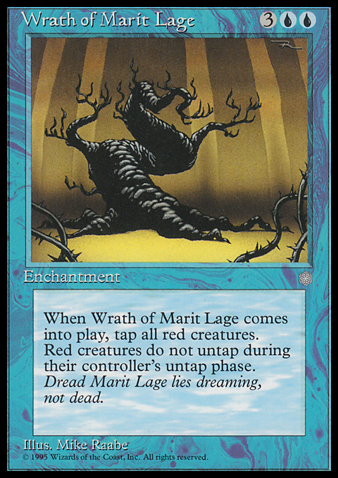 Wrath of Marit Lage