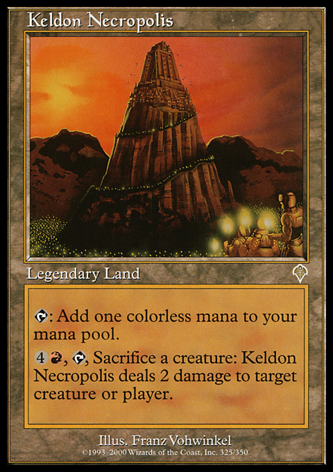 t legendary land