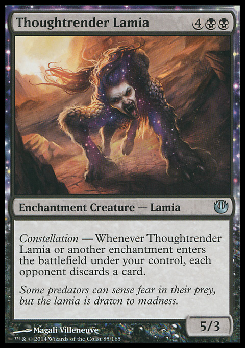 Thoughtrender Lamia