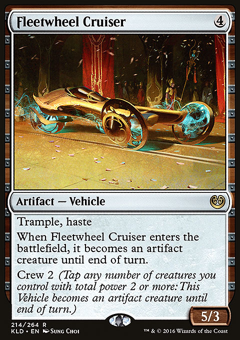 Fleetwheel Cruiser
