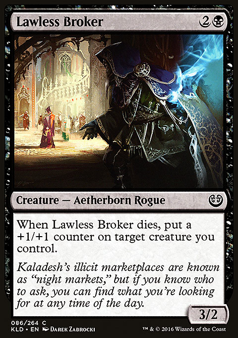 Lawless Broker