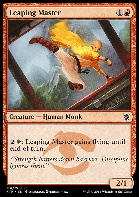 Leaping Master