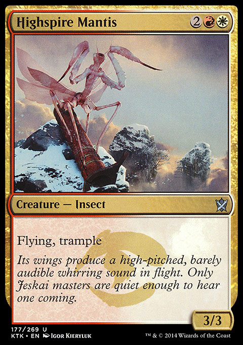 Highspire Mantis