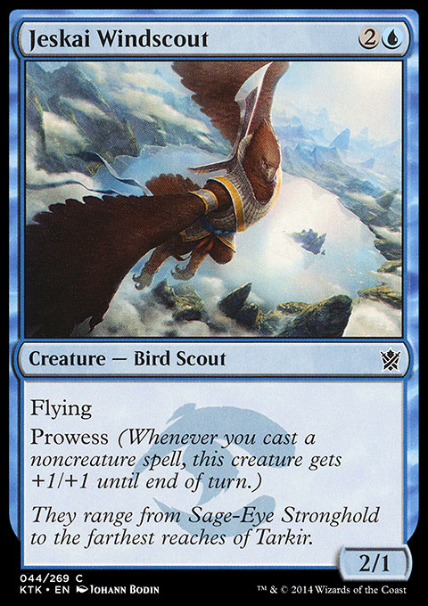 Jeskai Windscout
