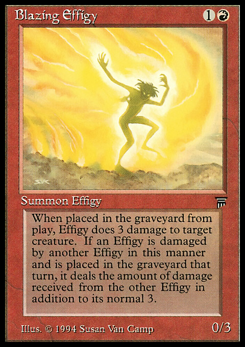 Blazing Effigy