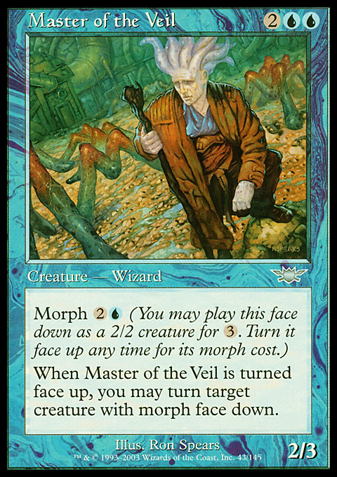 Master of the Veil