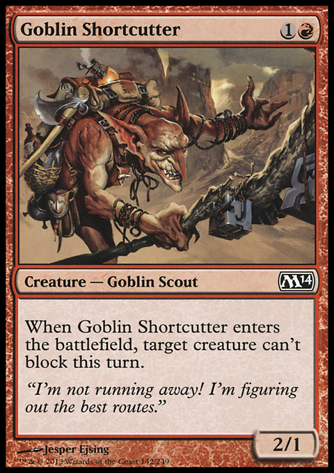 Goblin Shortcutter